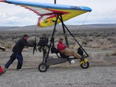 If you really want to learn to fly, a trike is the quickest most affordable way…
