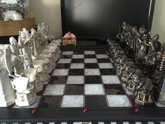 The Final Challenge chess set is one of the best collectible purchases I've made. - Imgur