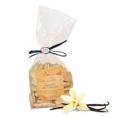 Biscotti artigianali alla vaniglia