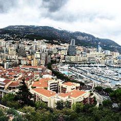 #Rocher Monte carlo by danae_konnari from #Montecarlo #Monaco