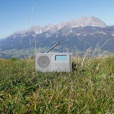 Sangean Pocket Radio … mit Musik durch den Tag Radios, Wilder Kaiser, Pocket Radio, Nature, Blog, Travel, Cool Gadgets, Games, Musik