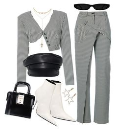 Best Edgy Outfits Part 4 Komplette Outfits, Kpop Fashion Outfits, Stage Outfits, Cute Casual Outfits, Polyvore Outfits, Stylish Outfits, Polyvore Fashion, Mode Kpop, Elegantes Outfit