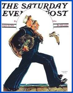 1929 | Saturday Evening Post | Norman Rockwell