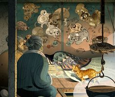 The Art Of Animation, Victo Ngai