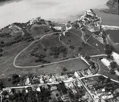 Bratislava na dobových fotografiách Bratislava, Paris Skyline, City Photo, Dolores Park, Castle, Travel, Times, Art, Fotografia