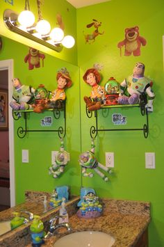 Toy Story Bathroom Accessories Home Design