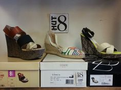 Wedges, we have tons :-) Resale Clothing, Wedges, The Originals, Sneakers, Clothes, Shoes, Fashion, Tennis, Outfits