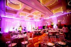 Reception at the Four Seasons | Photography: Joanna Kleine Photography | Wedding Planner: Cosmopolitan Events