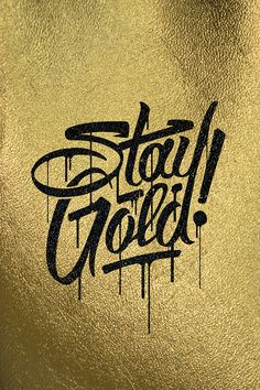 Type Stuff on Behance