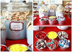 "Stylish Childrens Parties: Vintage ""Fun With Dick and Jane""-Inspired Birthday Party"