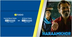 Watch out for Nawazuddin Siddiqui's stellar performance this #Friday!  Watch #Haraamkhor with our brand new offers only via tixdo.com #Anurag Kashyap 2.0 // #Shweta Tripathi #Discounts #Bollywood #tickets Movie Tickets, All Movies, Bollywood, Friday, Coding, Entertaining, Watch, Clock, Programming