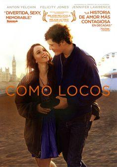 Anna, una joven británica que estudia en la universidad de Los Ángeles, se enamora de Jacob, un joven norteamericano, pero ambos se ven obligados a separarse cuando a ella no le renuevan el visado estadounidense para permanecer en los EE.UU. Anna regresa a Londres, y la pareja se ve forzada a mantener una relación a distancia.