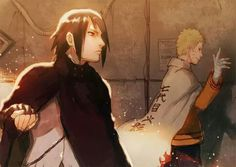 Naruto & Sasuke