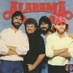 Alabama -- I  especially love the  warmth of  Randy Owen's voice