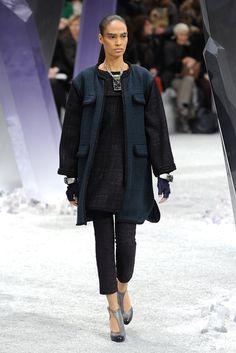 Chanel Fall 2012 Runway