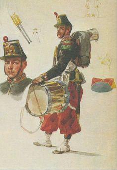 French Drummer Italian Wars