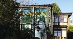 Walter Segal's Lewisham houses