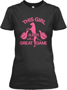 Limited Edition - Sleeps With Great Dane