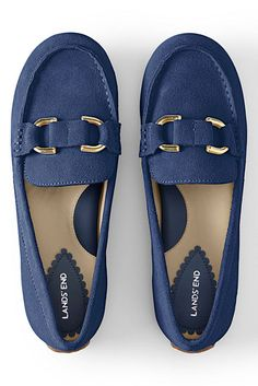 58c7d72fec0 Women s Comfort Driving Shoes from Lands  End Loafers