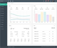 Meteor is a responsive and multipurpose #bootstrap admin #dashboard template #admintemplate #web #developer download now➩ https://themeforest.net/item/meteor-responsive-admin-dashboard-template/18502679?ref=Datasata