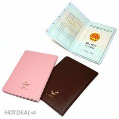 Combo 2 Ví Đựng Passport Tiện Dụng