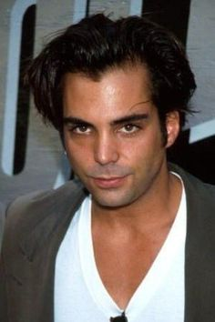 """ACTOR: Richard John Grieco Jr. started his career as a model in 1985 at the age of 20 and landed a role on the soap """"One Life To Live"""" for a couple years. BIGGEST STARRING ROLE: Dennis Booker on the Fox T.V. show 21 Jumpstreet from 1989-1991. PLACE OF BIRTH:  Watertown, New York U.S.A. Now in his early 50's Grieco still acts, produce, and paint."""