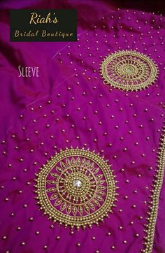 Peacock Blouse Designs, Black Blouse Designs, Peacock Embroidery Designs, Cutwork Blouse Designs, Hand Work Blouse Design, Kids Blouse Designs, Aari Work Blouse, Border Embroidery Designs, Simple Blouse Designs