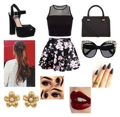 """""""Date!!!!!"""" by mizaelp ❤ liked on Polyvore"""