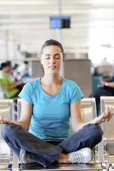 Floga, el yoga que te quita el miedo a volar