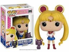 Find many great new & used options and get the best deals for Funko POP!  Anime Figure Sailor Moon & Cat at the best online prices at eBay! Free shipping for many products!