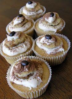 Tiramisu Cupcakes (vegan)