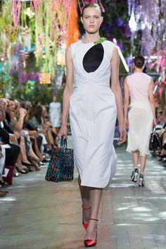 Christian Dior - Primavera/Verano 2014 #PFW