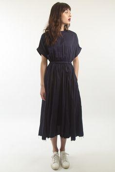 SHIRT-DRESS ART WHITE | Rodebjer