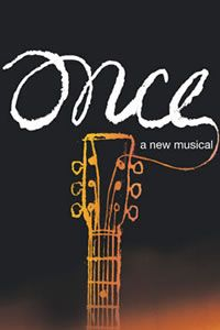 Once the Musical London at the Phoenix Theatre: with mom in June/July