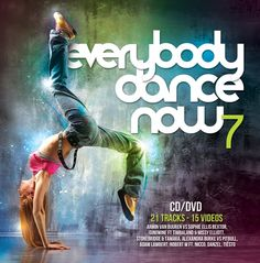 Everybody Dance Now 7 - Musik Everybody Dance Now, Me Clean, Various Artists, Album, Movies, Movie Posters, House, Music, Films
