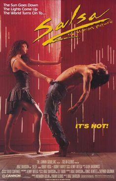 Salsa 11x17 Movie Poster (1988)