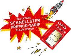 Vodafone CallYa Freikarte – Kostenlose Prepaid SIM Karte mit 4G LTE Netz | Prepaiddealz.de