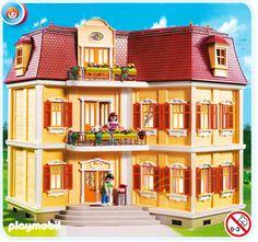 Ella's doll house exterior, possibility
