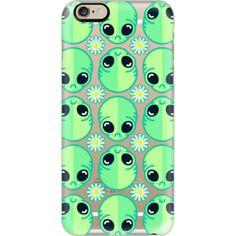 iPhone 6 Plus/6/5/5s/5c Case - Sad Alien and Daisy