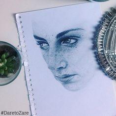 """Amazing artwork!! | #Artist : @bekitza__ | @ZareBeauty | #DaretoZaře | #glow #beauty #skin #skincare #healthy #natural #nomakeup #photooftheday #nomakeupselfie #eyes #smile #pretty #DareToZare #daretobare #nofilter #selfie #hair #honest #love #beautiful #girl #amazing"" Photo taken by @zarebeauty on Instagram, pinned via the InstaPin iOS App! http://www.instapinapp.com (01/17/2015)"