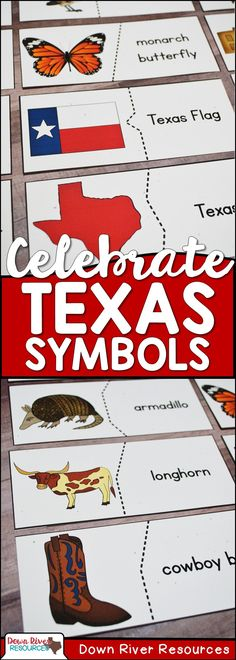 Texas Symbols Kindergarten | Texas Symbols First Grade | Texas Symbols Second Grade | Texas Symbols Activities | Texas Symbols Centers | Texas Independence Day Kindergarten | Texas Independence Day First Grade| Texas Independence Day Second Grade |