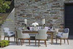 Designed to mirror nature, Bolgheri elegant outdoor furniture defines countryside comfort and pleasure. Outdoor Dining Chairs, Outdoor Seating, Outdoor Sofa, Outdoor Living, Outdoor Furniture Sets, Outdoor Decor, Perennials Fabric, Yacht Interior, Commercial Furniture