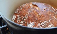 Homemade rye bread: who knew it could be this easy (and this good!)?