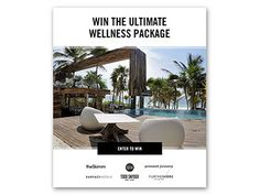 Win the Ultimate Wellness Package - Ends March 9th