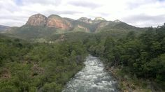 Blyderiver canyon South Africa