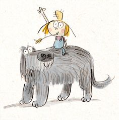 boy and dog - Fred Blunt ★★★ Find More inspiration @creativeelc ★★★