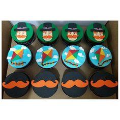Bom diaaa!!! Hoje tem Bita para Pedrinho  #donapatibolosdecorados #confeitariaartistica #cupcakesdobita #bitaeosanimais #bita #cupcakesdecorados #festabita #instagramparty