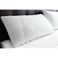iPedic Gel Infused Molded Memory Foam Pillow Queen -- You can get more details by clicking on the image. Foam Pillows, Bed Pillows, Memory Pillows, Bed & Bath, Home Kitchens, Bedding Sets, Memory Foam, Decorative Pillows, Pillow Cases