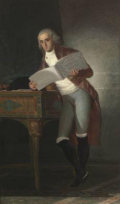 Francisco de Goya en El Prado: José Álvarez de Toledo, Marqués de Villafranca y Duque de Alba
