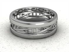 Rendering of a ring design based on the New 52 Superman insignia. Software: Designed, modeled and rendered with Newtek Lightwave. New Superman Ring Unusual Wedding Rings, Wedding Rings For Women, Wedding Men, Wedding Bands, Dream Wedding, Superman Ring, Black Rings For Him, Rings For Her, Men Rings